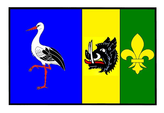 Hajany - vlajka